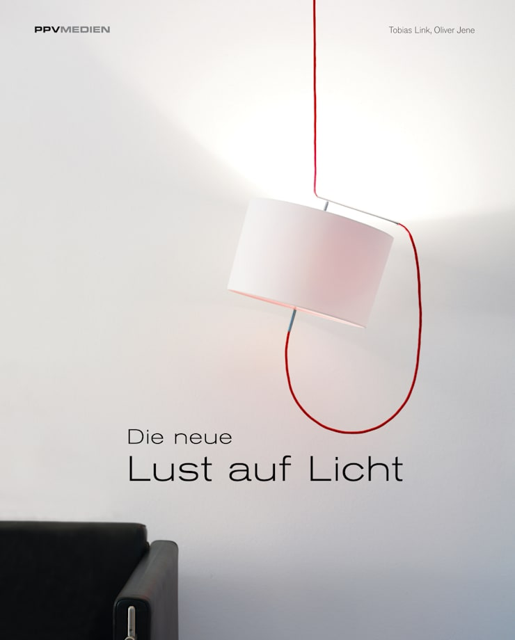 Study/office by Tobias Link Lichtplanung,
