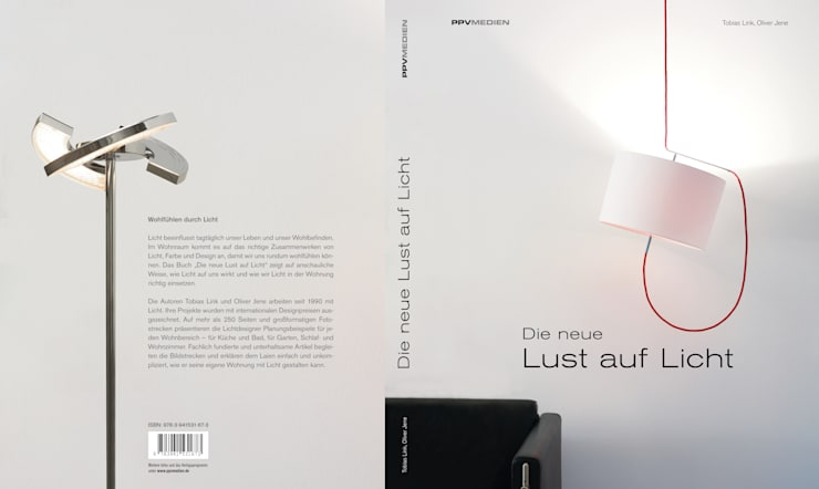 Escritório  por Tobias Link Lichtplanung,
