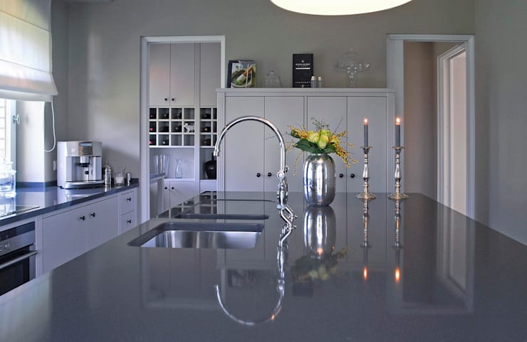 Küche_008:  Küche von a-ostermann,Landhaus