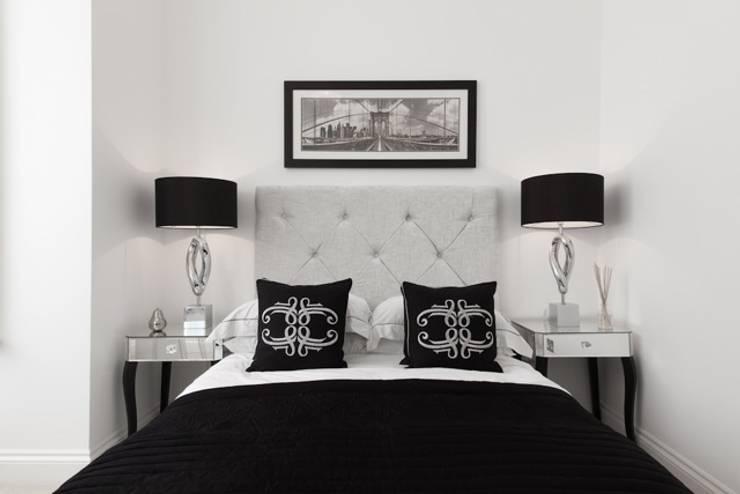 London—SE22:  Bedroom by kt-id