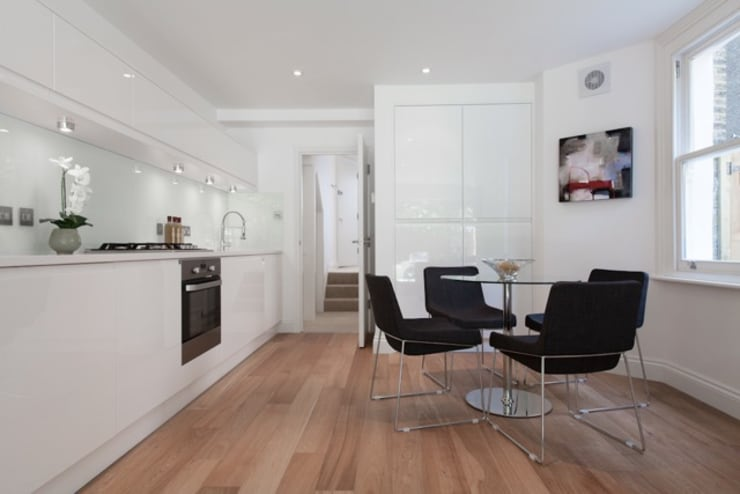 London - SE22:  Kitchen by kt-id
