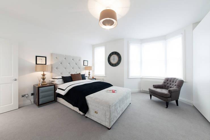 Dulwich :  Bedroom by kt-id