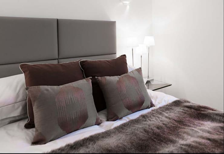 Clapham : modern Bedroom by kt-id