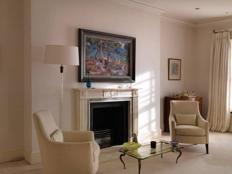 Westminster Flat:   by TLA Studio
