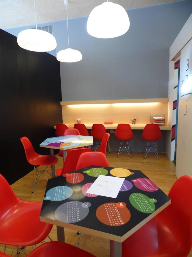 L'ESPAI: Oficinas y Tiendas de estilo  de L'ANTIGA PRIMILIA