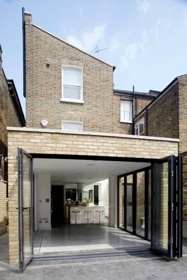Vauxhall House:   by TLA Studio