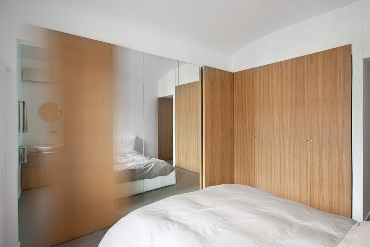 Bedroom by studioata, Modern