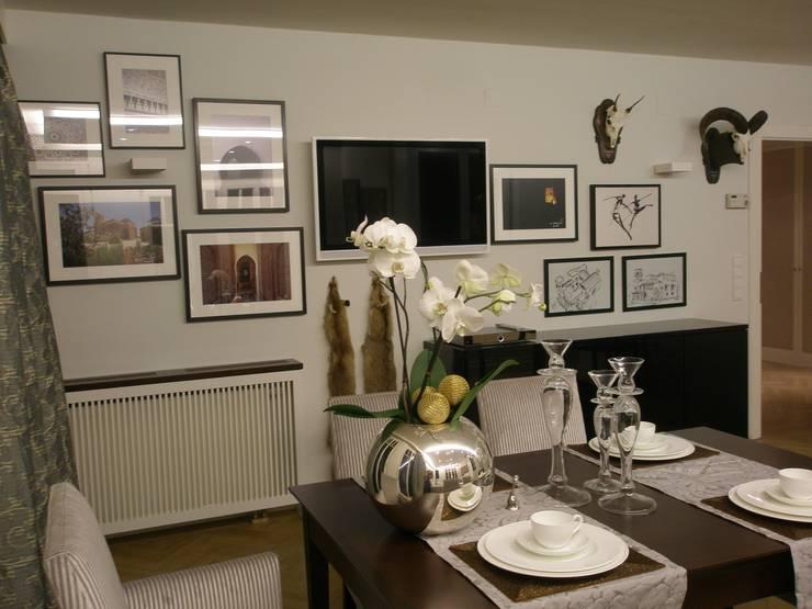 餐廳 by Elke Altenberger Interior Design & Consulting,