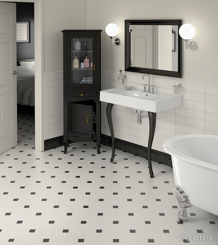 Bathroom by Equipe Ceramicas, Classic