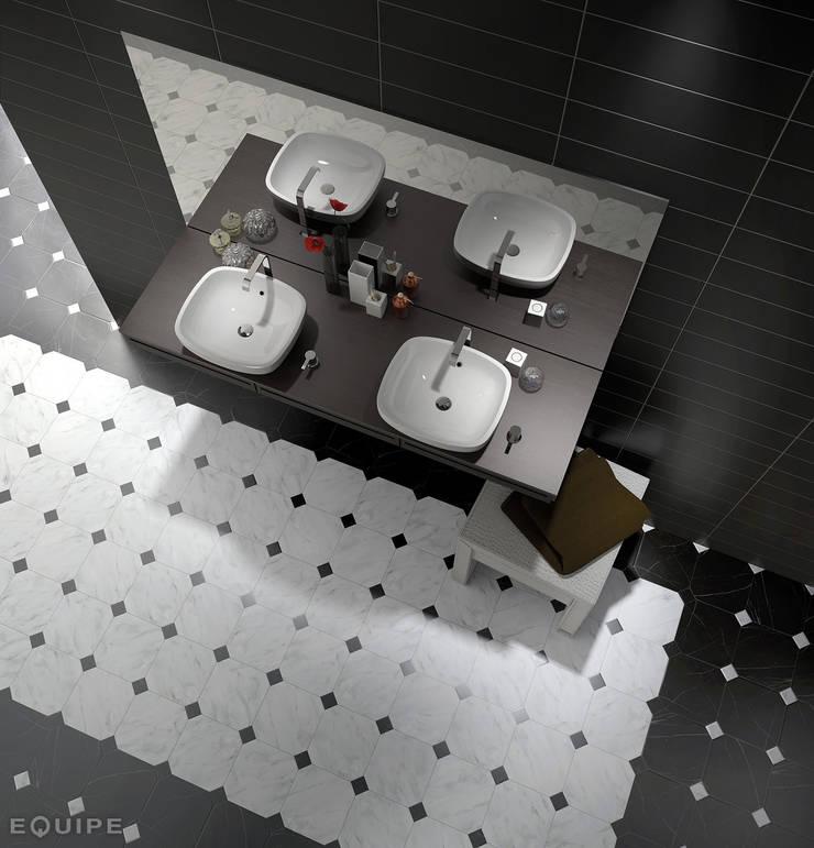 ห้องน้ำ โดย Equipe Ceramicas, คลาสสิค