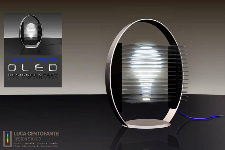 de estilo industrial de Luca Centofante Design Studio, Industrial