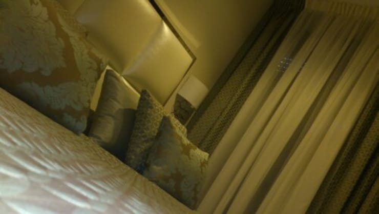 VIVIENDA AL SUR Dormitorios de estilo clásico de GAZZULES DISEÑO INTERIOR Clásico