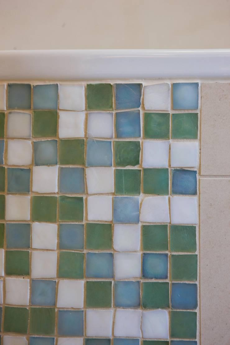 PLANUNG-RAUM-DESIGN Anne Batisweiler의  욕실, 에클레틱 (Eclectic)