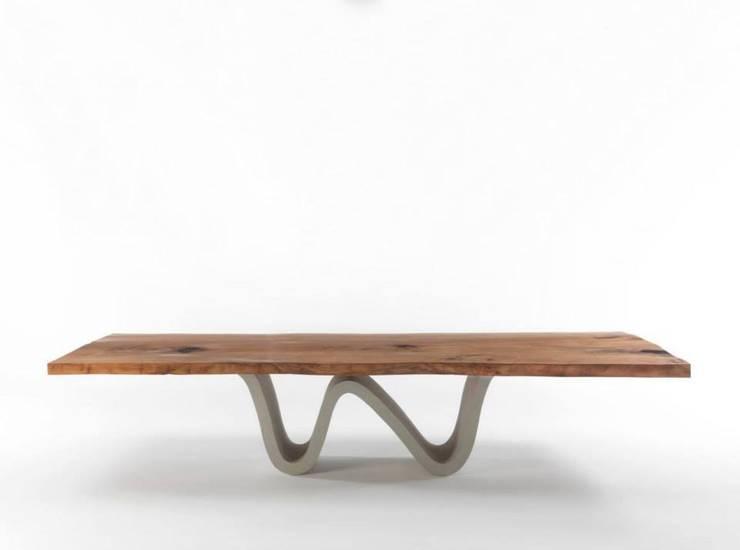 Dining room by Marco Savorgnani + Fabio Passon