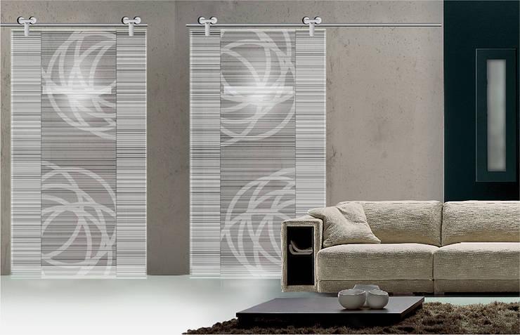 Double: Casa in stile  di Massimo Ballardin