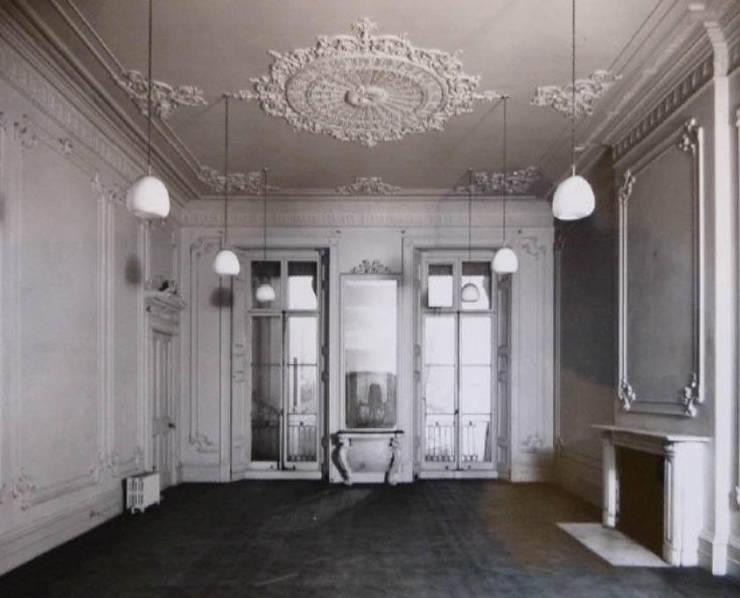 ÜberRaum Architects:  tarz Ofis Alanları,