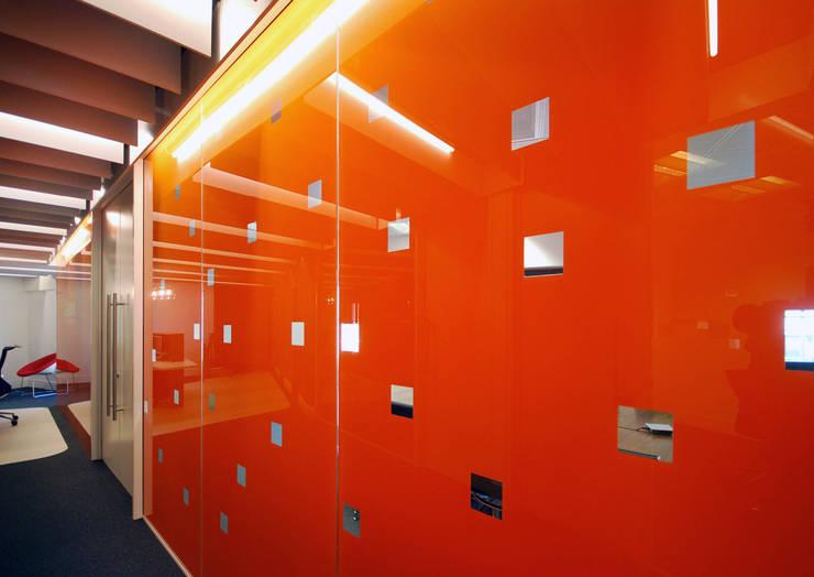 Calastone (fund industry)—London Headquarters :  Exhibition centres by ÜberRaum Architects