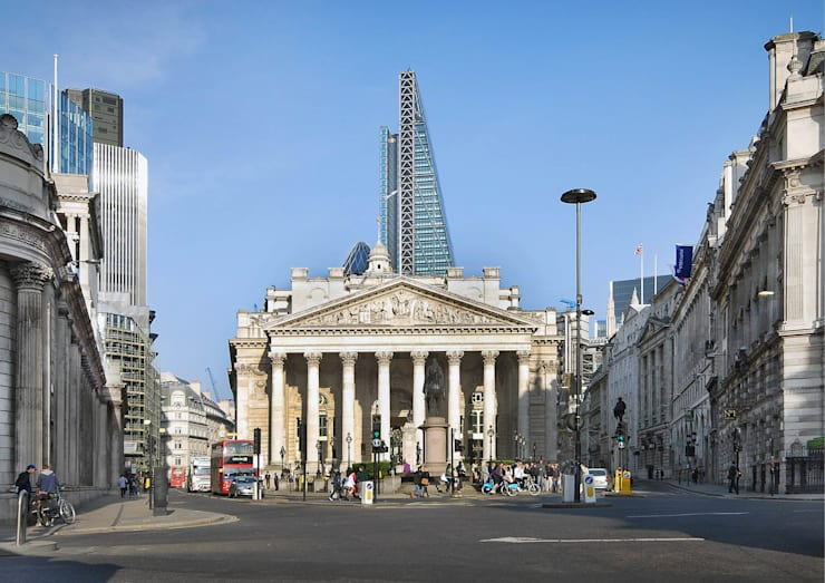 Calastone (fund industry)—London Headquarters :  Museums by ÜberRaum Architects