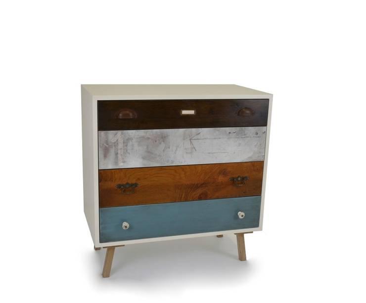 Vintage Kommode: moderne Esszimmer von neuformat möbeldesign