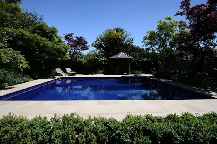 ​Sapphire Pool: country Pool by London Swimming Pool Company