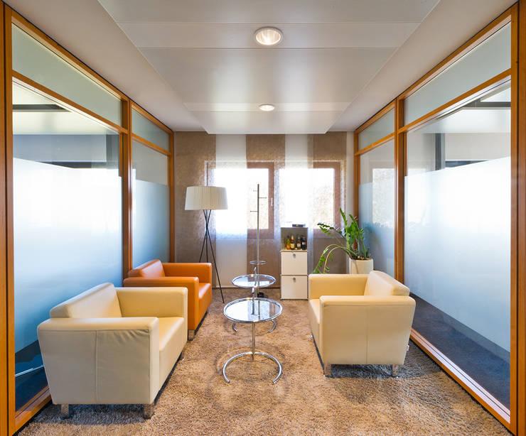 Innenraum:  Bürogebäude von BITSCH + BIENSTEIN Architekten PartGmbB,Klassisch