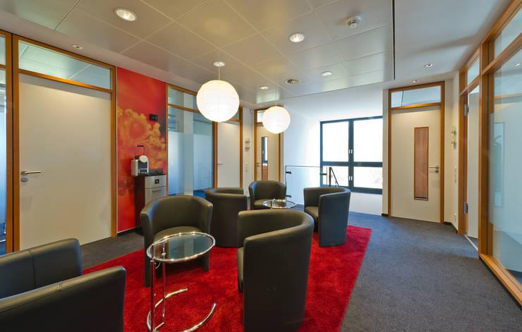 Innenraum:  Bürogebäude von BITSCH + BIENSTEIN Architekten PartGmbB,Modern