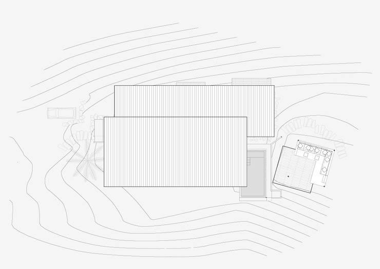 PAVONES SURF LODGE:  in stile  di Filippo Ratini architetti