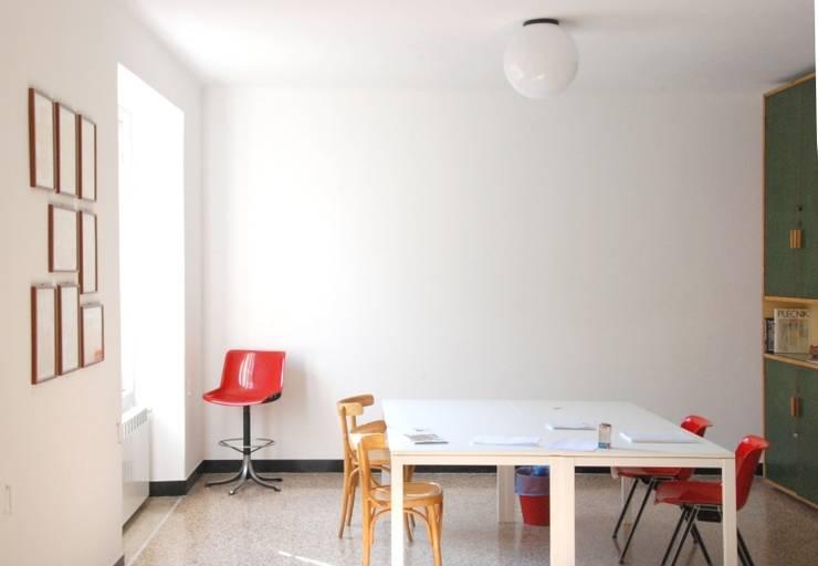 Phòng học/Văn phòng theo Grooppo.org, Hiện đại