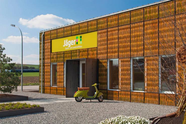 Edificios de oficinas de Gäbele Raufer & Partner Architekten