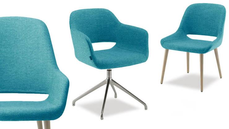 Salon de style de style Moderne par area44 studio