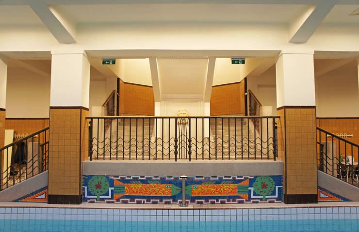 Interior design by podpod design