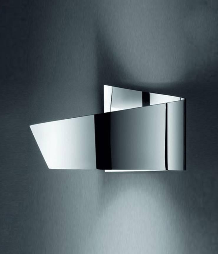 Hogar de estilo  por Pujol Iluminacion,