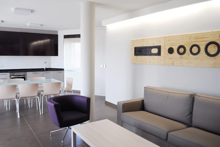 Hotels by Interior03, Modern