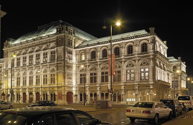 Vienna State Opera Interior design by podpod design