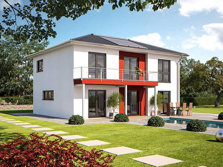 Top Star S 170 Garten: moderne Häuser von Hanlo Haus