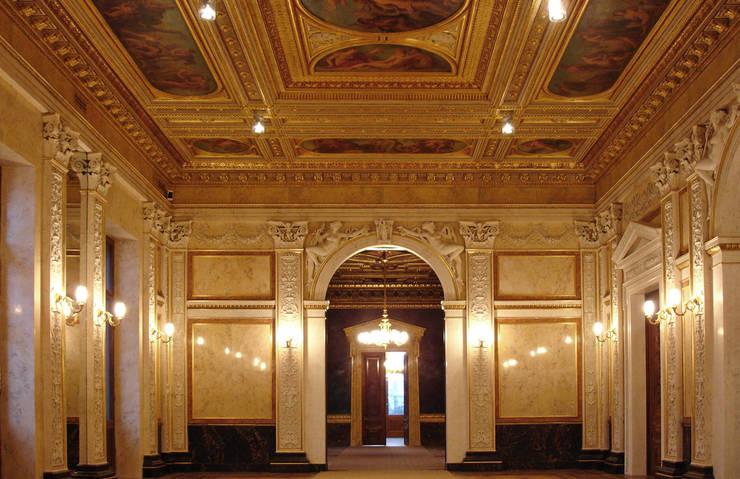 Palais Epstein:   von podpod design