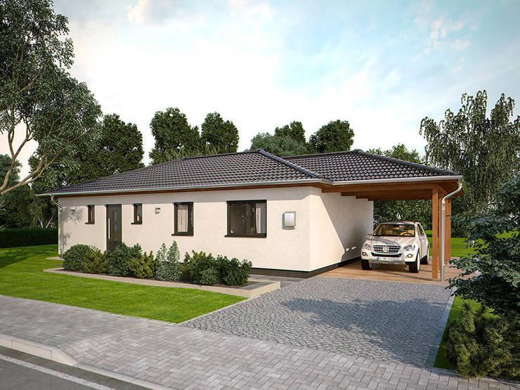 Bungalowserie Life von Bau mein Haus - eine Marke der Green ...