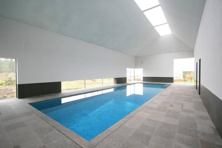 Minimalist Pool : modern Pool by London Swimming Pool Company