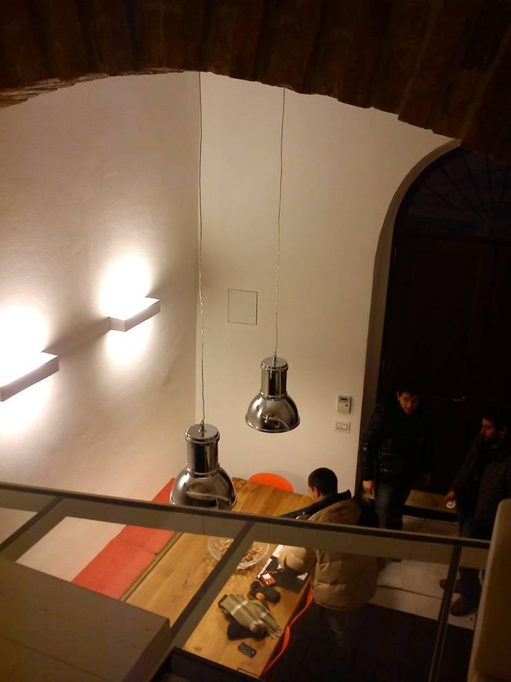 Living room by Studio DeGli Architetti  G. De Angelis - F. Glionna, Modern