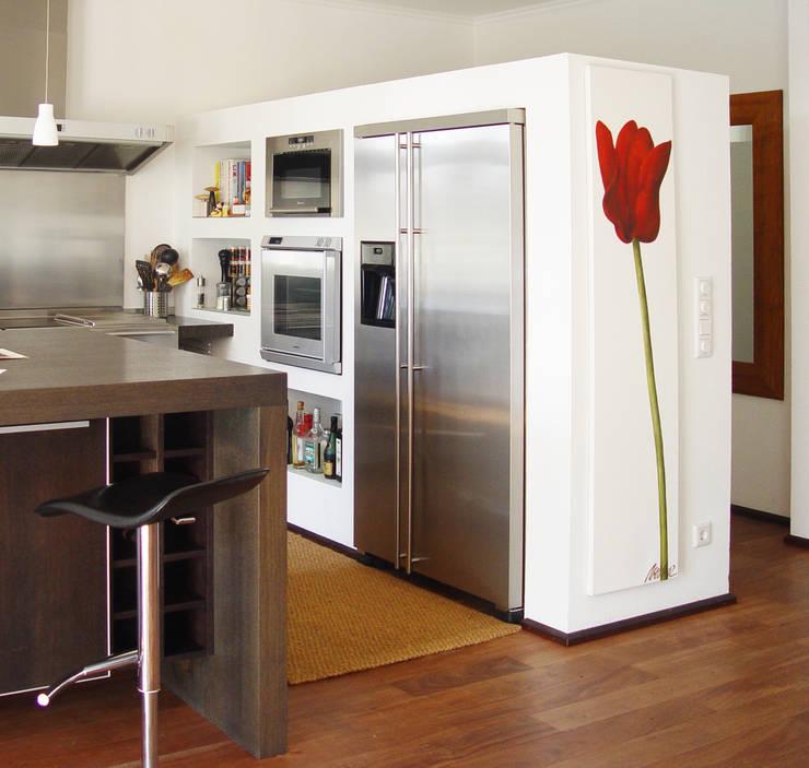 Küche:  Küche von Luna Homestaging,