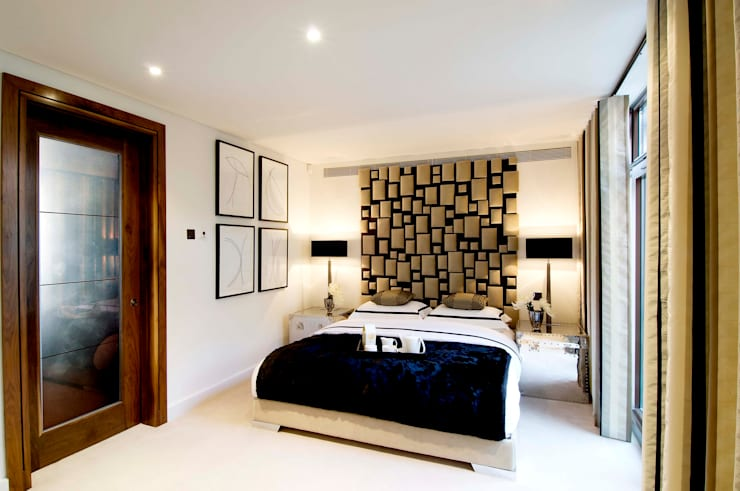 London NW8:  Bedroom by kt-id