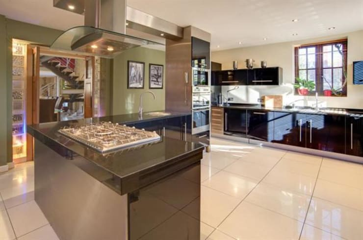 THE KITCEHN: modern Kitchen by 2A Design
