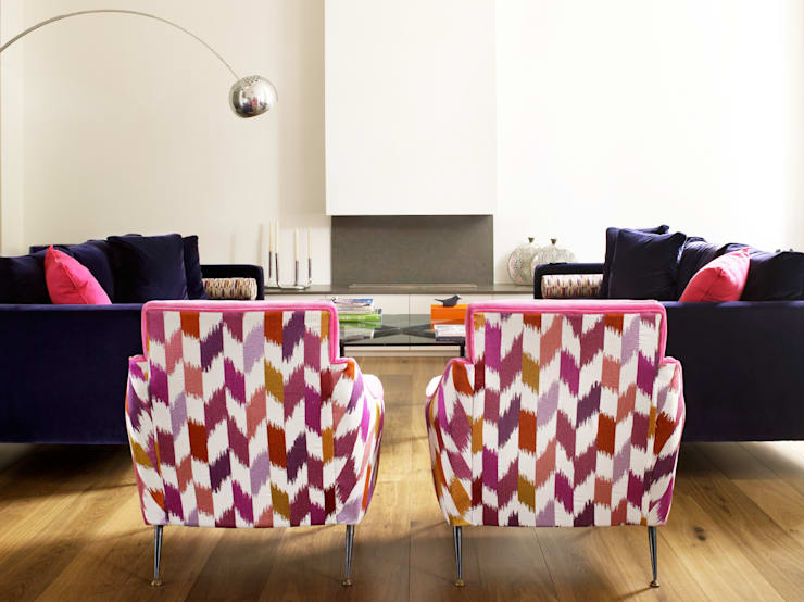 Battersea:  Living room by LEIVARS