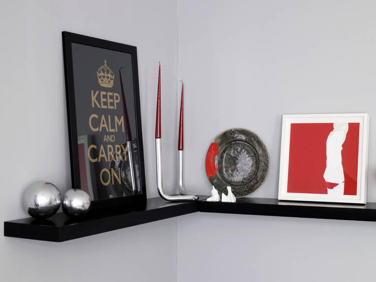 Marylebone:  Living room by LEIVARS