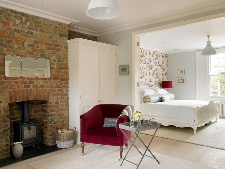 LEIVARS:  tarz Yatak Odası