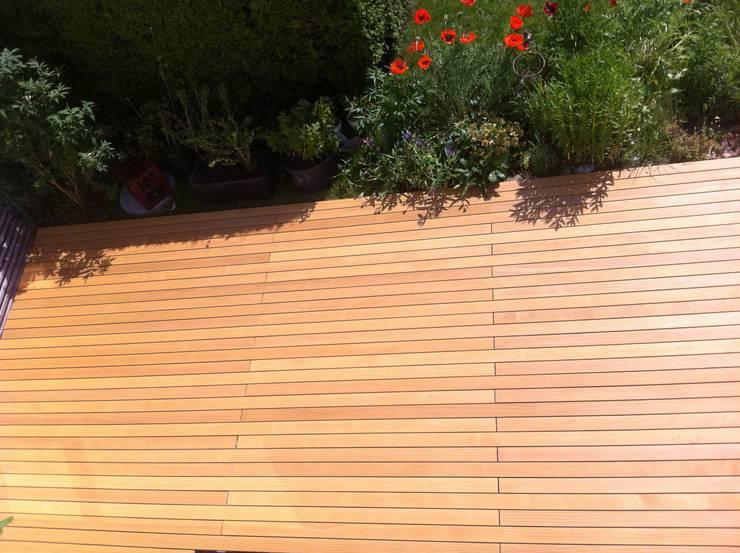 สวน โดย BS - Holzdesign,