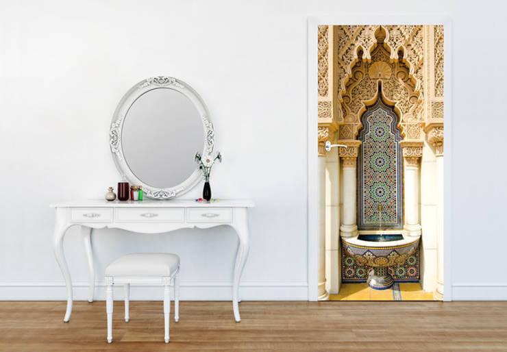 Türdesign Moroccan :  Wände & Boden von K&L Wall Art