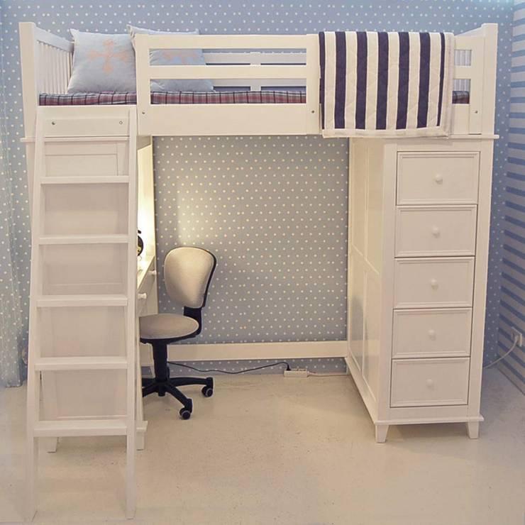 Habitaciones infantiles de estilo  de Dannenfelser Kindermöbel GmbH