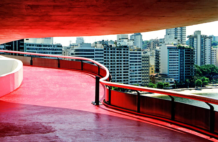 Museo de Arte Contemporaneo en Niteroi.Oscar Niemeyer: Museos de estilo  de Marcela Grassi Photography