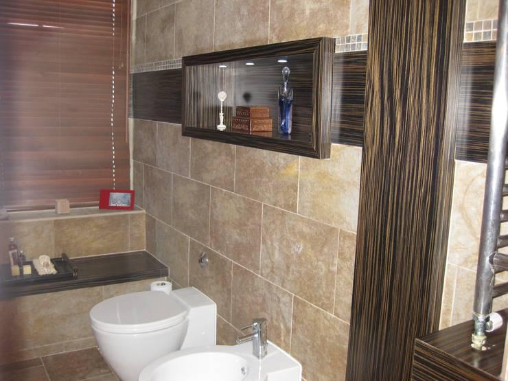 ห้องน้ำ โดย 2A Design, เอเชียน